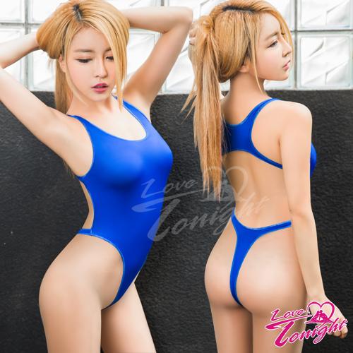 連身衣(愛在今夜)T1508-藍-F