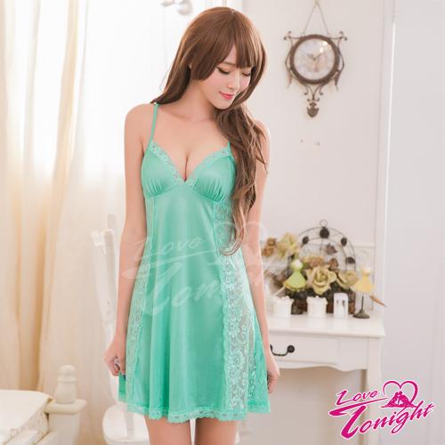 睡衣(愛在今夜)T1514-綠-F