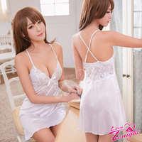 睡衣(愛在今夜)T1517-白-F