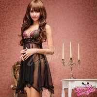 睡衣(愛在今夜)T1530-黑-F