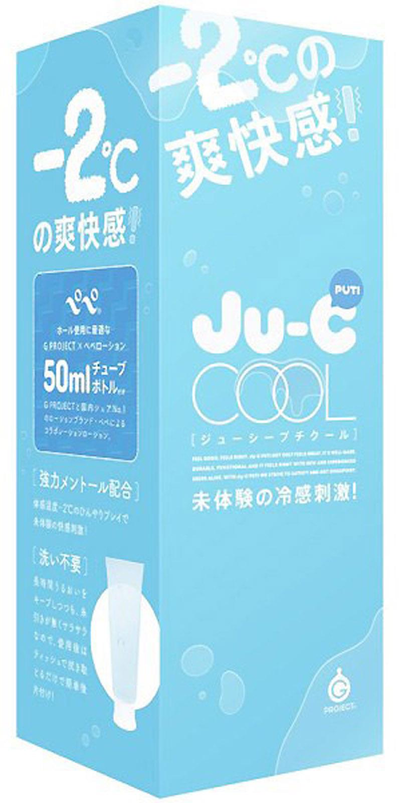 【夏季限定】Ju-C PUTI 涼感自慰套