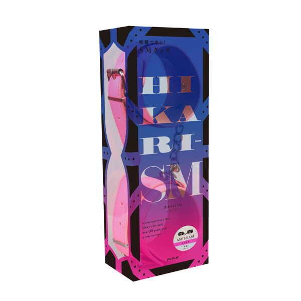 HIKARI|SM 夜光 粉色 腳枷