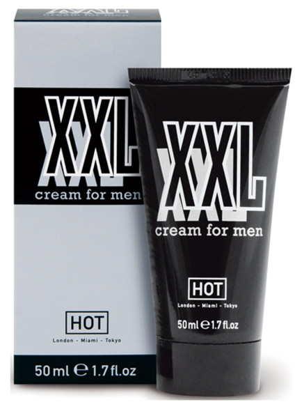XXL乳霜 50ml