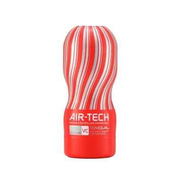 TENGA|AIR-TECH 重複性真空杯飛機杯 控制器兼容版 自慰套 VC紅