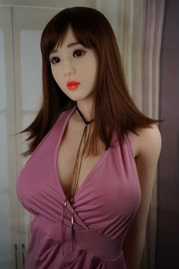 【妮妮Nini】170cm 真人娃娃 超靈活關節硅膠TPE金屬骨架