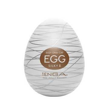 日本TENGA細紋II挺趣蛋EGG-018