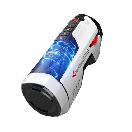 『5D體香嗅覺感受』國家機器 未來雷霆艙電動飛機杯-PRO款