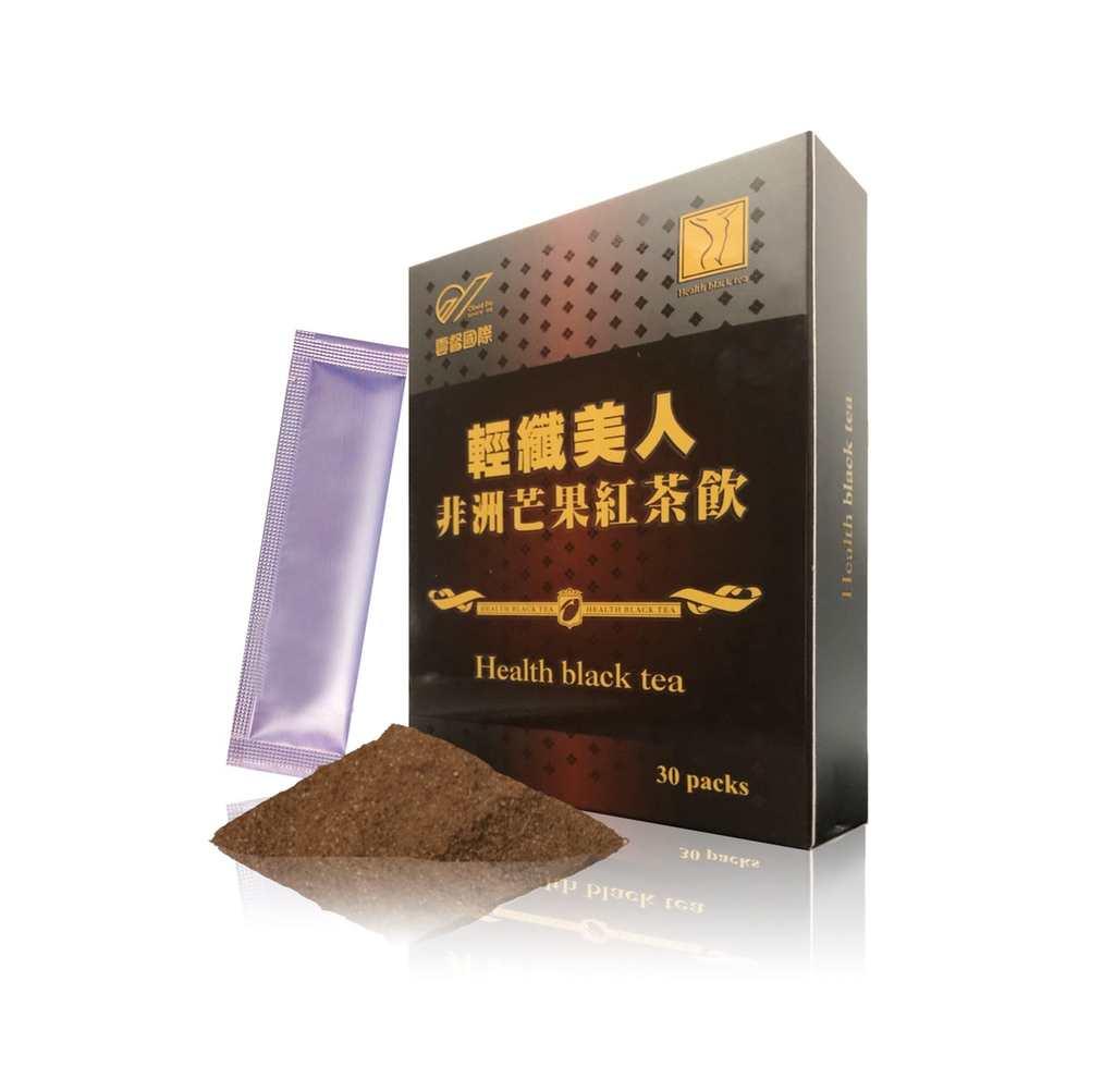 輕纖美人-非洲芒果紅茶飲 30入