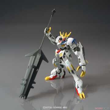 BANDAI HG IBO #033 1/144 天狼王型獵魔鋼彈