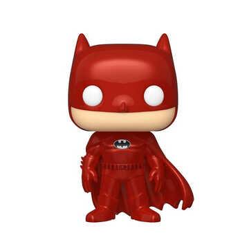 POP DC系列 蝙蝠俠 紅色珍珠色