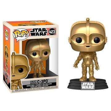 FUNKO|POP星際大戰 概念系列 C-3PO