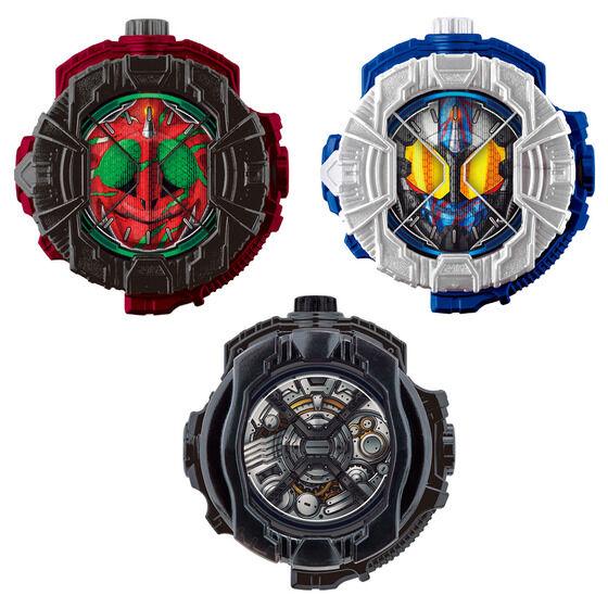 BANDAI 假面騎士時王 DX騎士手錶Quartzer套組03(PB商店)