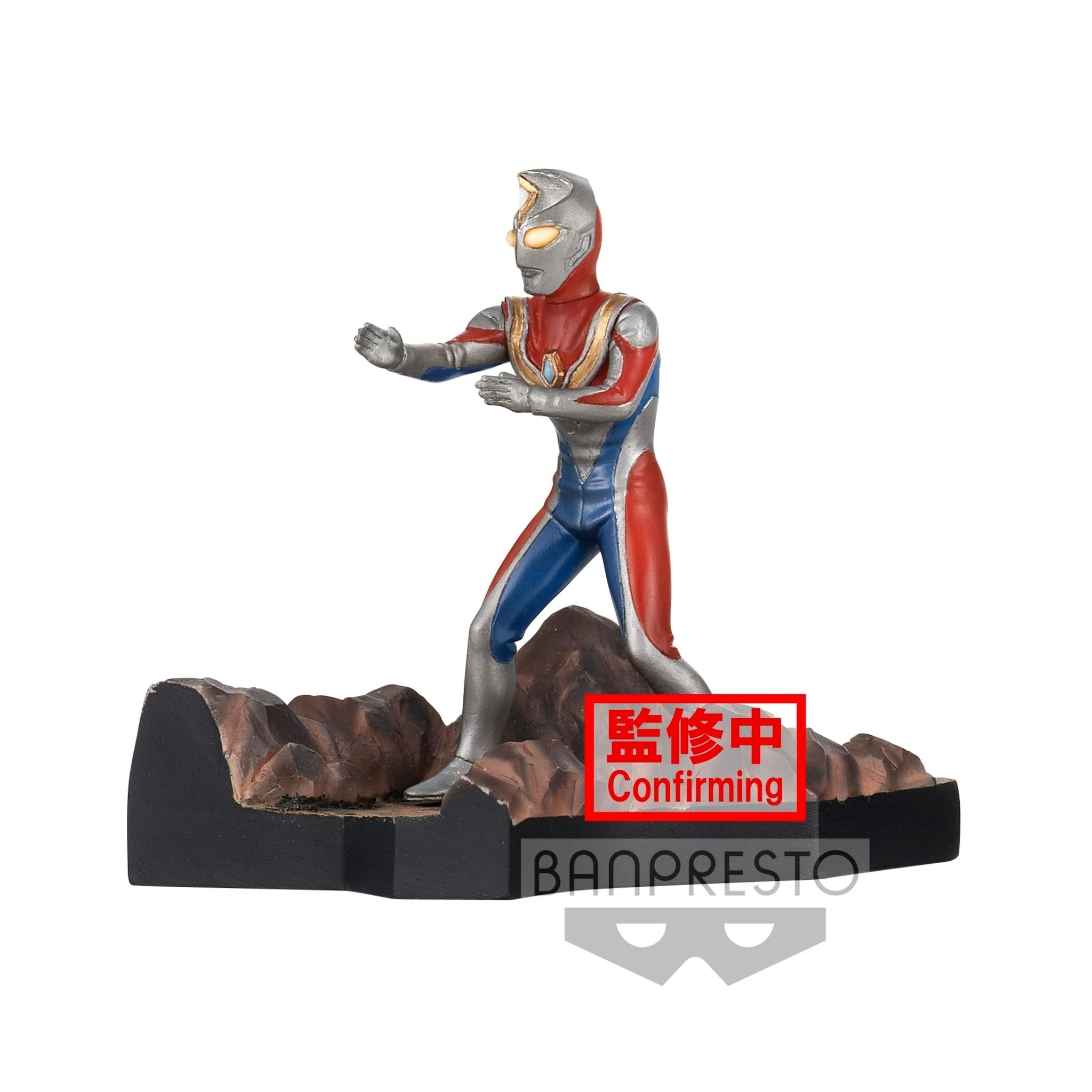 BANPRESTO 超人力霸王帝納 特攝STAGEMENT #49新的影子 (A:超人力霸王帝納)