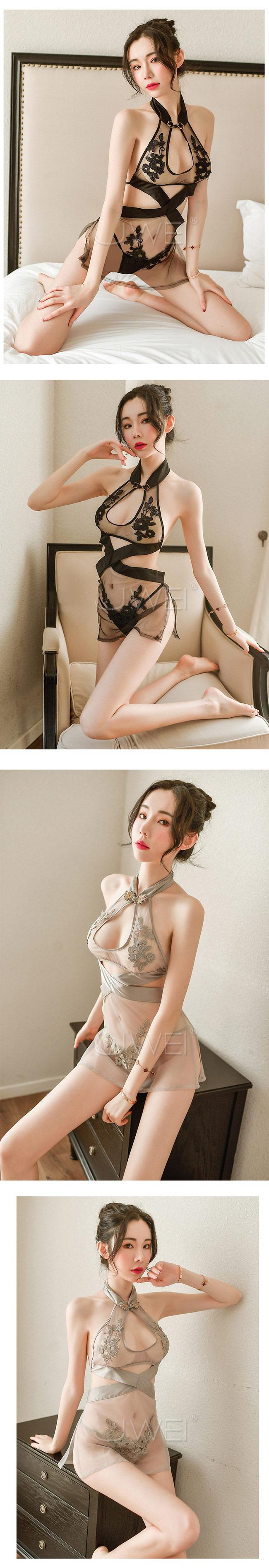 旗袍 cosplay