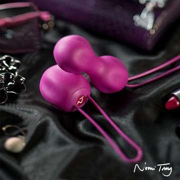 Nomi Tang|德國 IntiMate 縮陰球 聰明球 套裝 - 紫